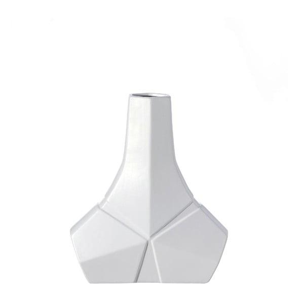 Váza Moderna 31 cm, bílá