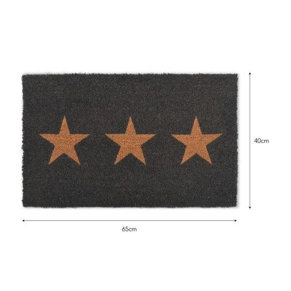 Rohožka Garden Trading Stars, 64x40cm