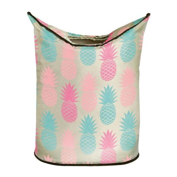 Koš na prádlo Pastel Pineapples