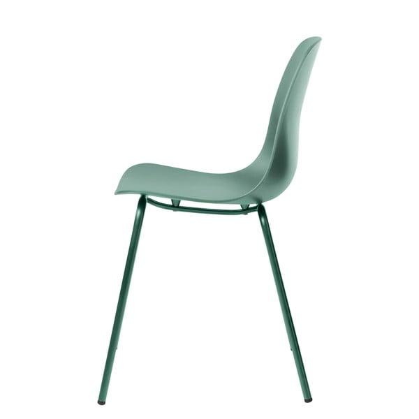 Zelená jídelní židle Unique Furniture Whitby