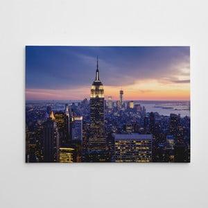 Obraz na plátně Empire State Building, 50x70 cm