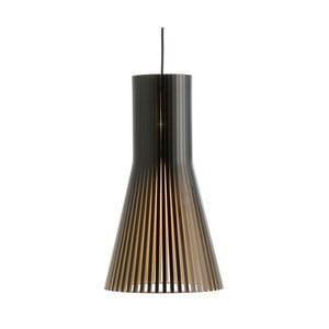 Závěsné svítidlo Secto 4201 Black, 45 cm