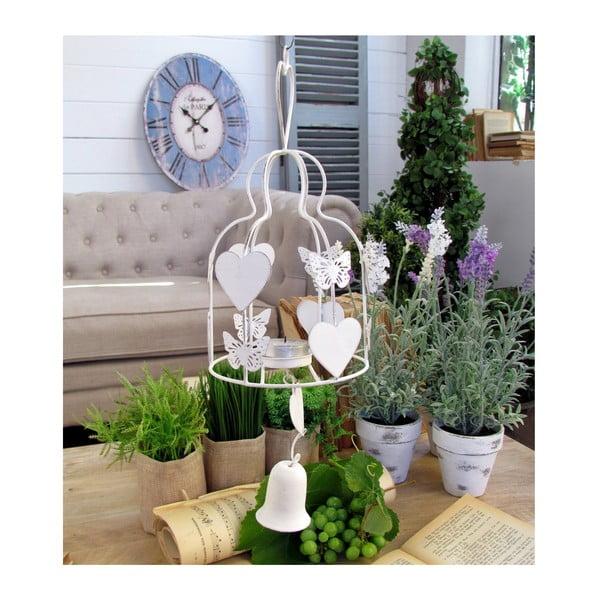 Závěsná dekorace na čajovou svíčku Bell