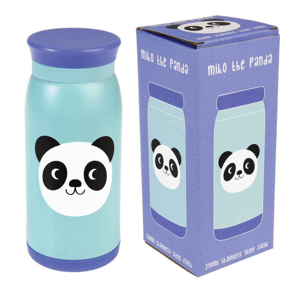 Nerezová lahev Rex London Miko the Panda 350 ml