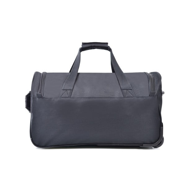 Cestovní taška na kolečkách Voyage Black, 43 l