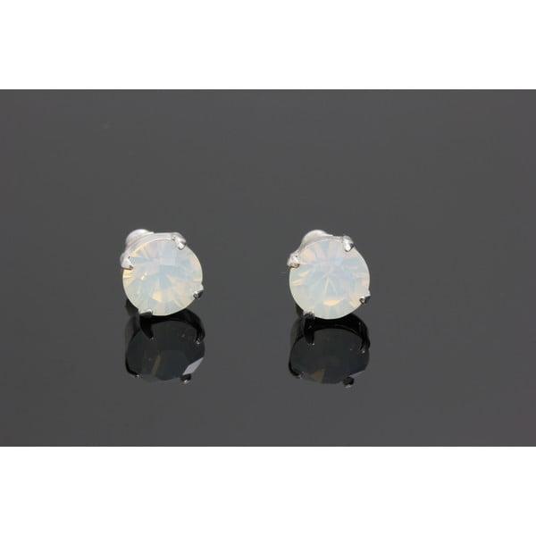 Náušnice Swarovski Elements Opal