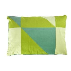 Polštář Zone Lime No. 2, 60x40 cm