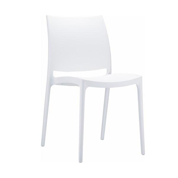 Židle Maya White