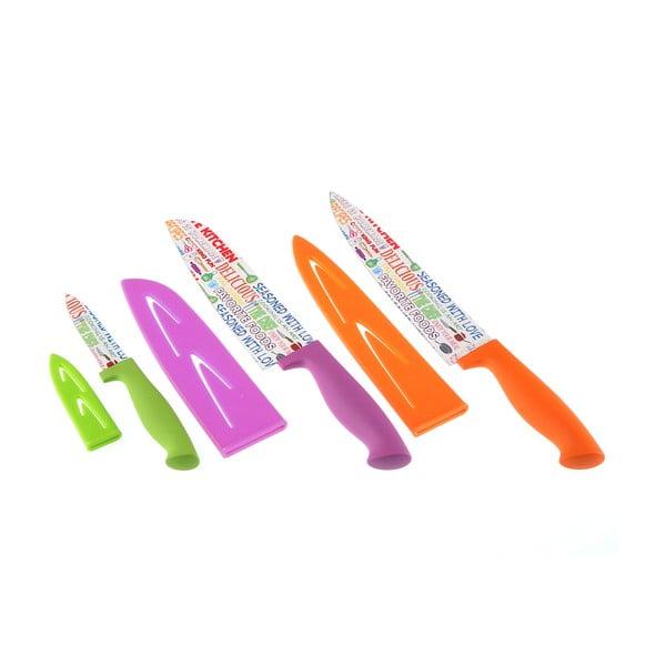 Set 3 cuțite Versa Knives