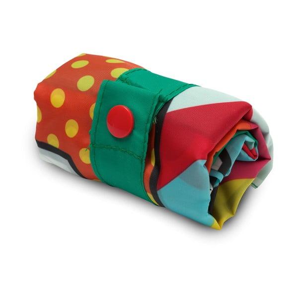 Skládací nákupní taška Lollipop