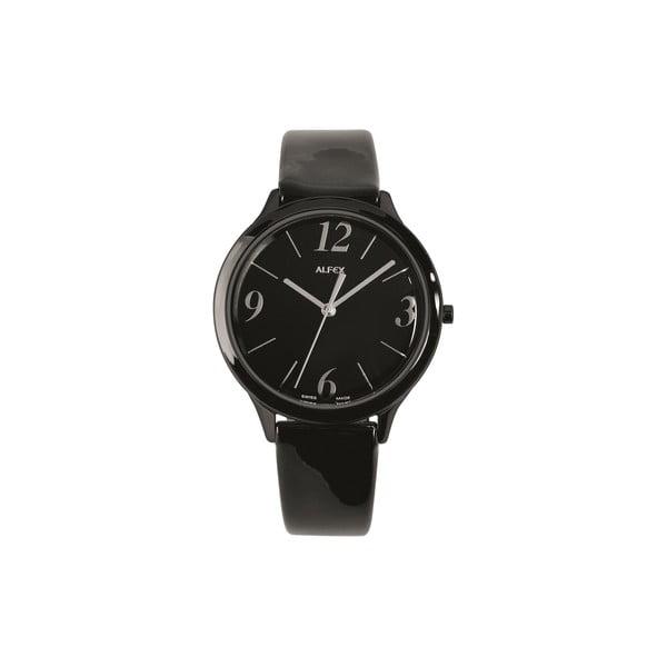 Dámské hodinky Alfex 5701 Black/Black