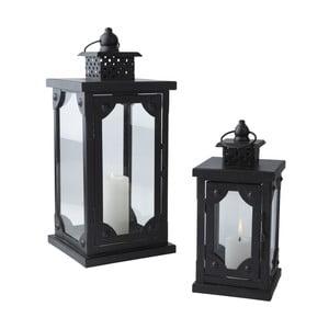 Sada 2 luceren Antique Black