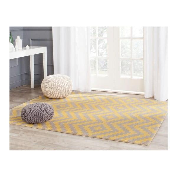 Vlněný koberec Safavieh Aimee, 121x182 cm