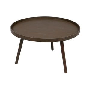 Hnědý odkládací stolek De Eekhoorn Mesa L