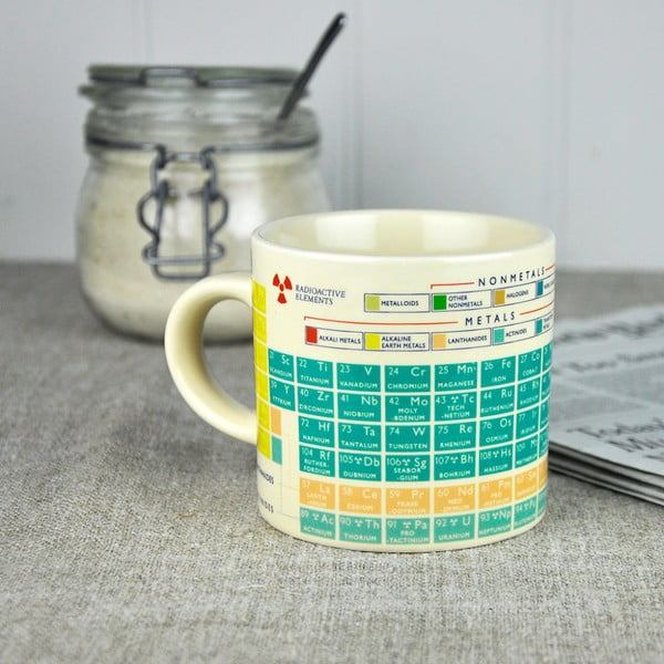Hrnek Rex London Periodic Table, 350ml