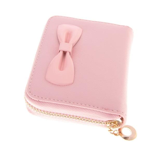Dámská malá peněženka Ladiest, světle růžová