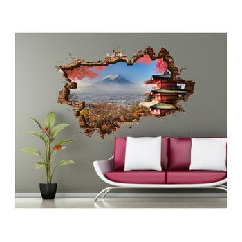 Autocolant de perete Insigne Leen, 70 x 45 cm