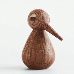 Malá dekorace ve tvaru ptáčka s pohyblivou hlavičkou Architectmade Bird Drop
