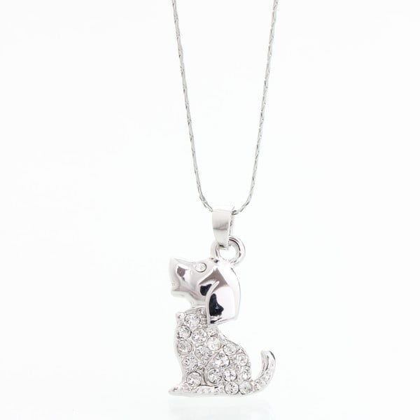 Colier Swarovski Elements Laura Bruni Puppy