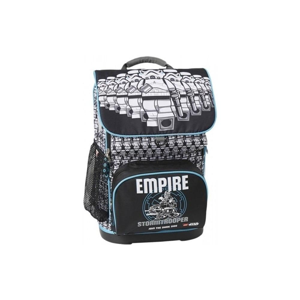 Školní batoh s taštičkou LEGO® Star Wars Stormtrooper Optimo