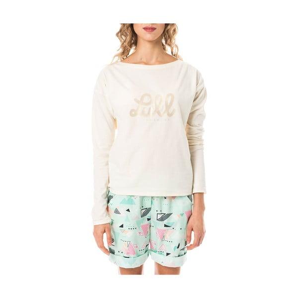 Pyžamo Cream Espang, vel. L