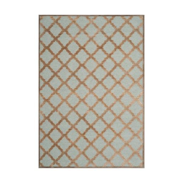 Hnědý koberec Safavieh Anguilla, 121x170cm