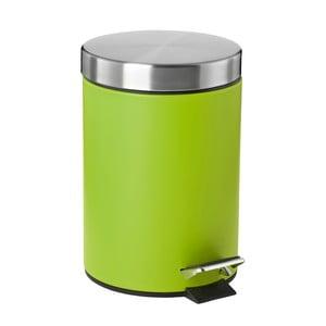Odpadkový koš s pedálem Confetti, limetkový