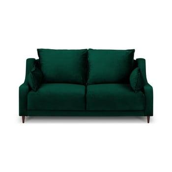 Canapea cu 2 locuri Mazzini Sofas Freesia, verde de la Mazzini Sofas