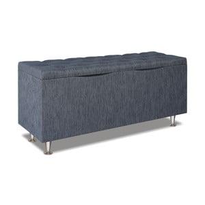 Šedý úložný box Gemega Coffin, délka 122 cm