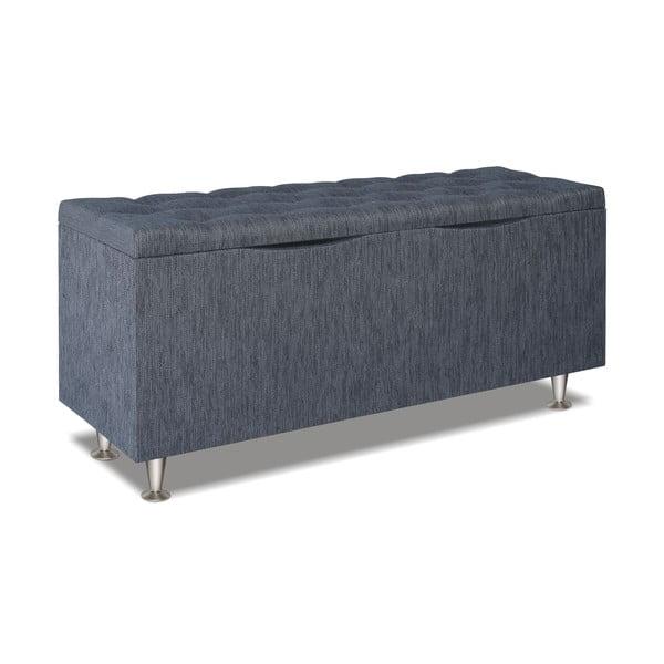Šedý úložný box Gemega Coffin, délka 142 cm