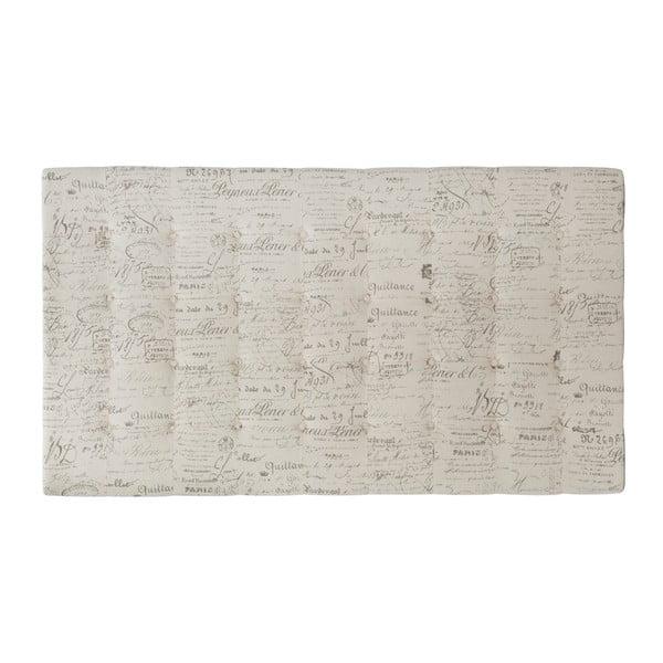 Tăblie pentru pat Mauro Ferretti Letto,180x100cm
