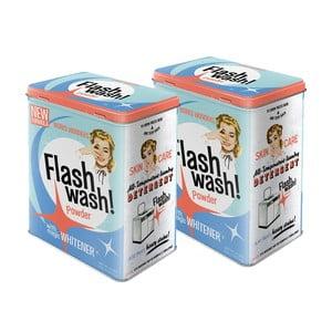 Flash Wash, 2 ks