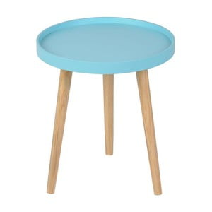 Kávový stolek Turquoise Natural