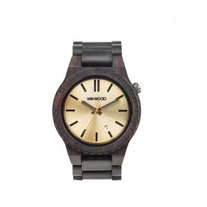 Dřevěné hodinky WeWood Arrow Black Gold