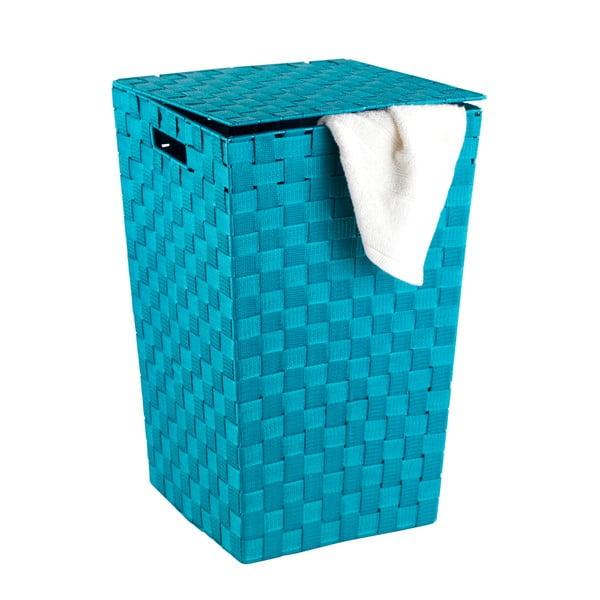 Modrý koš na prádlo Wenko Adria