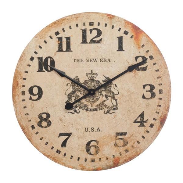 Nástěnné hodiny J-Line New Era, 80 cm