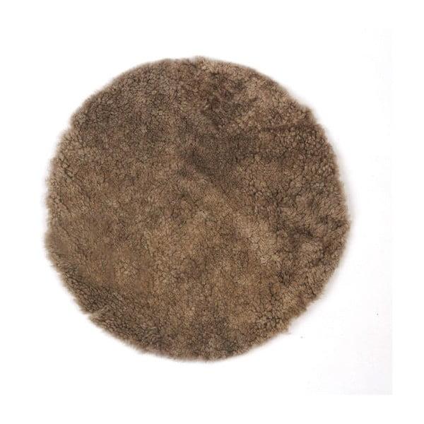 Podsedák z ovčí kožešiny Sahara, 35 cm