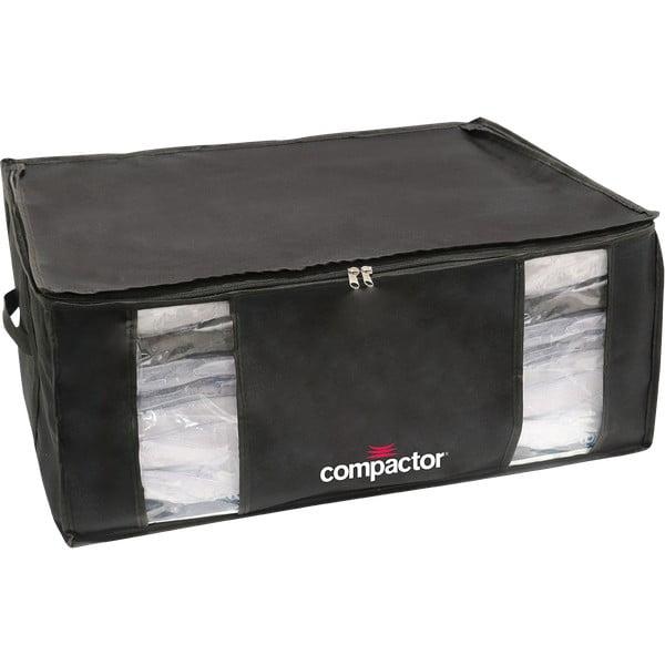 Cutie de depozitare cu vid pentru haine Compactor Black, 210 l