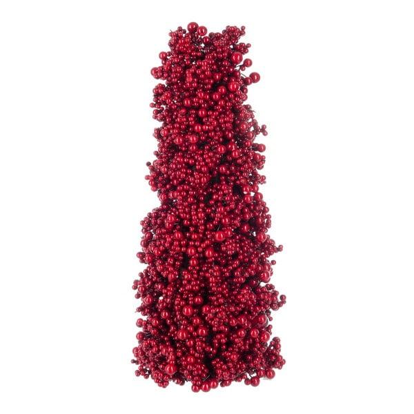 Dekorace Red Berries 50 cm