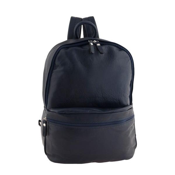 Modrý kožený batoh Ore Diece Rovigo