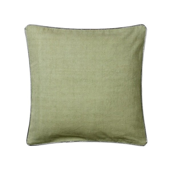 Polštář s náplní Silent Green, 50x50 cm