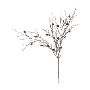 Dekorativní větvička Parlane Pine,délka83cm
