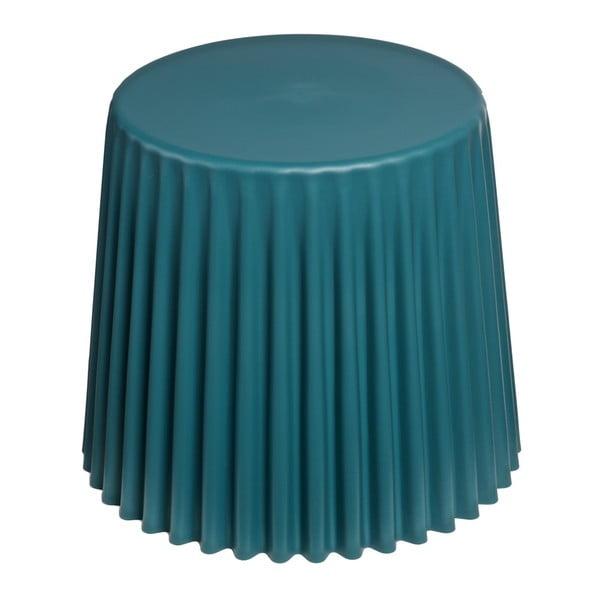 Tyrkysový stolek D2 Cork