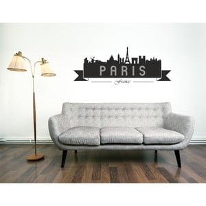 Samolepka na stěnu Paris City