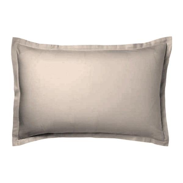Povlak na polštář Liso Crema, 50x70 cm