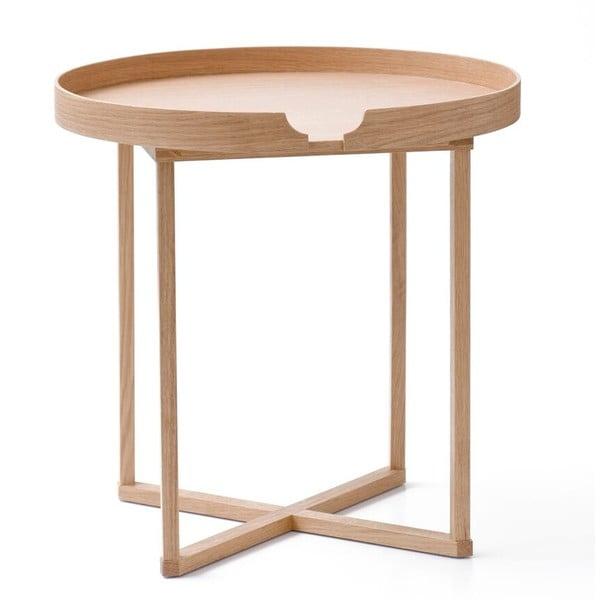 Odkládací stolek Wireworks Damieh, 45x45 cm