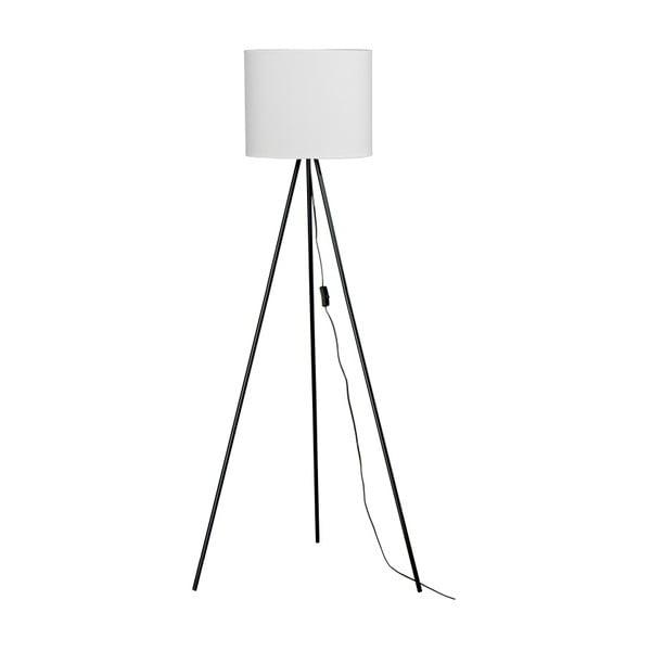 Stojací lampa Tripod, bílá