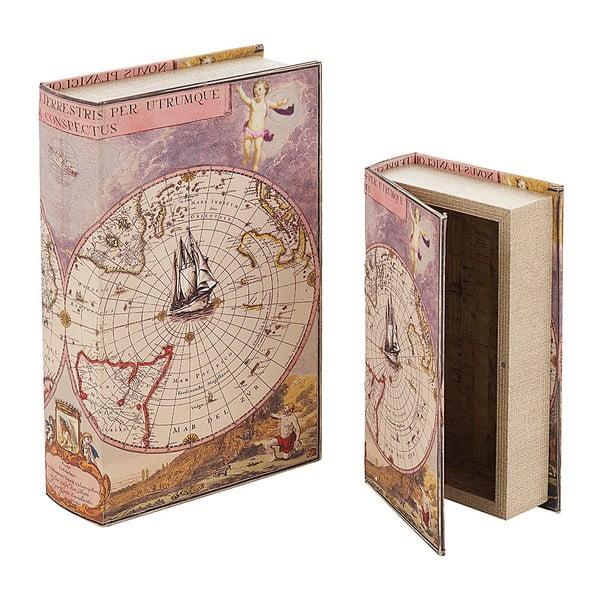 Sada 2 úložných boxů Artesania Esteban Ferrer Books