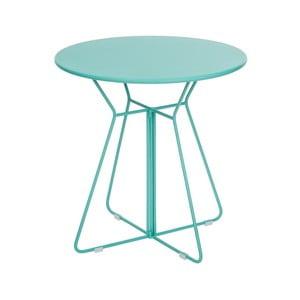 Tyrkysový odkládací stolek Ixia Garden