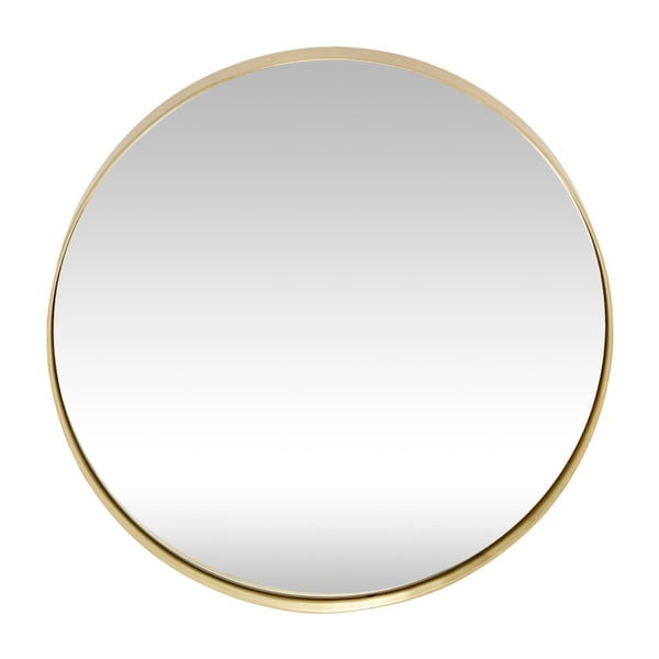 Nástěnné zrcadlo Hübsch Huno, ø 40 cm